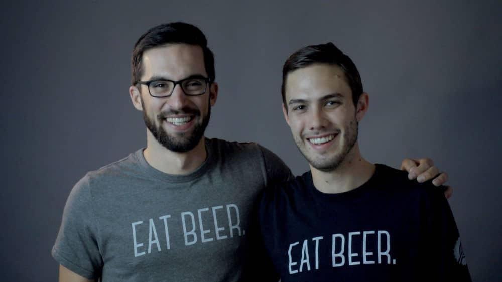 ReGrained Founders Dan Kurzrock and Jordan Schwartz