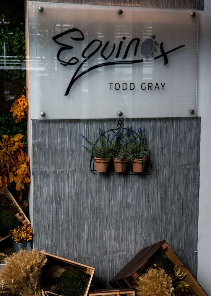 Equinox Restaurant in DC